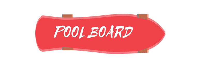 Longboards_Pool board